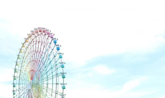 おすすめのデート5「楽しく遊園地や動物園で過ごそう」