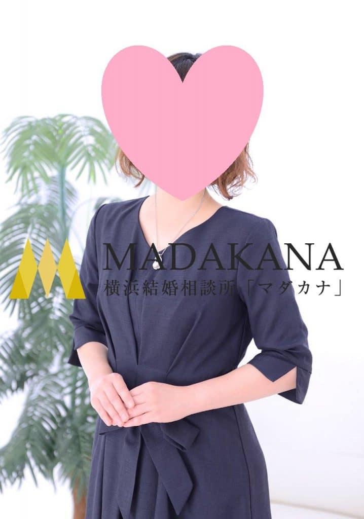 神奈川県横浜市ご在住の36歳の女性がご入会!