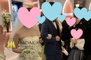 東京都練馬区ご在住 会社員Yさん(35歳/女性)ご成婚おめでとうございます!
