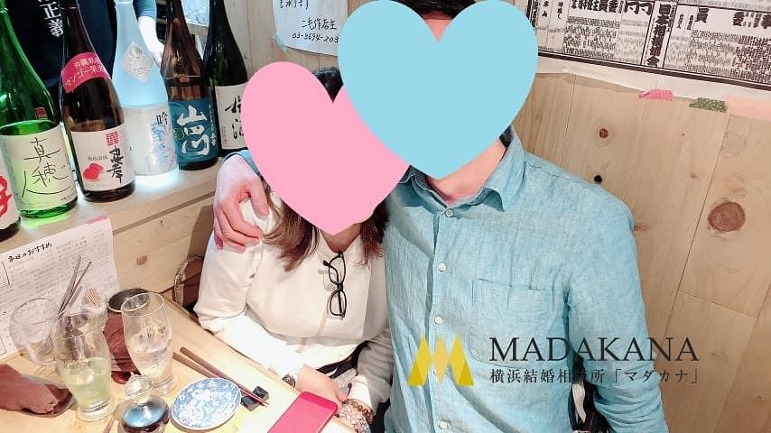 東京都葛飾区ご在住 Kさん(52歳/女性)50代でもたったの4か月でお見事ご成婚