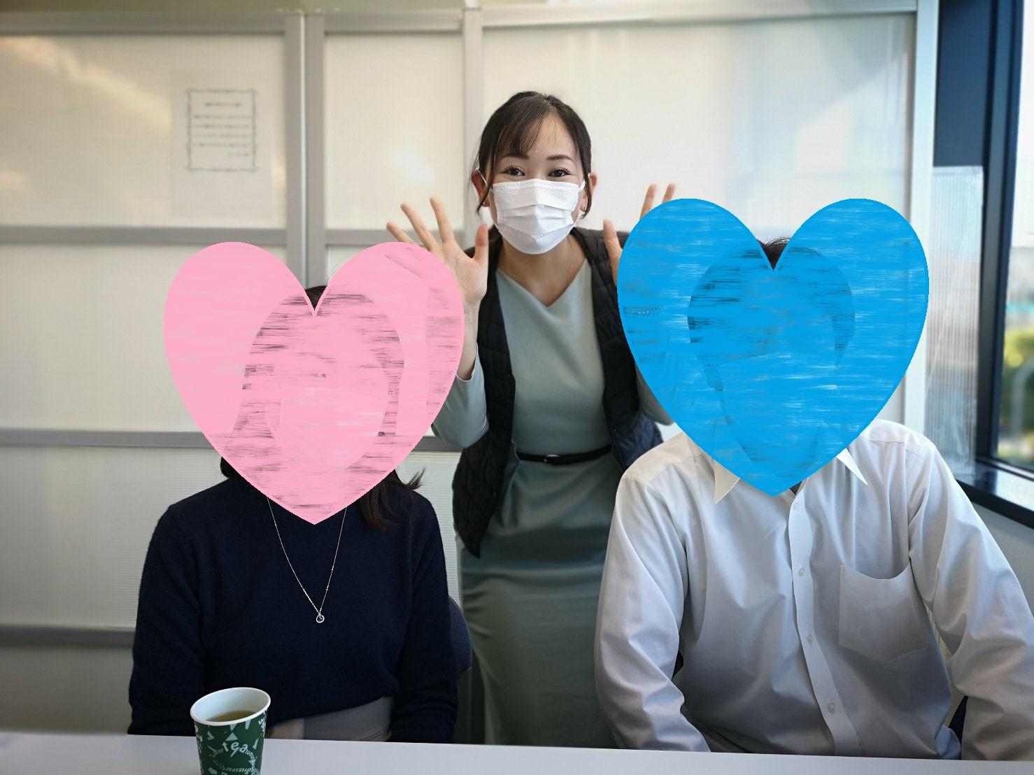 マダカナの会員様同士でご成婚!横須賀市ご在住 Iさん(43歳/女性)横浜市ご在住Wさん(46歳/男性)