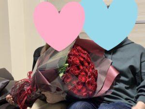 横浜市ご在住 Kさん(3歳/女性)1年半の婚活お疲れさまでした!最後は悩みに悩んでご成婚でした